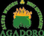 Agadoro Bio Knochenbrühe nährstoffreich und hochkonzentriert Logo